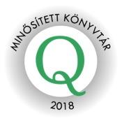 Minősített Könyvtár 2018